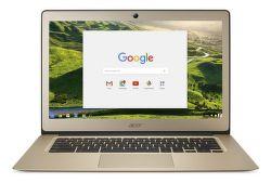 Acer ChromeBook 14 NX.GJEEC.002 zlatý
