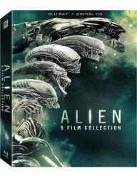 Vetřelec: kolekce - 6x BD (Blu-ray film)