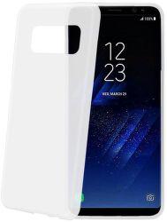 Celly Frost puzdro pre Samsung Galaxy S8+, biela