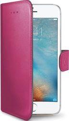 Celly Wally knižkové puzdro pre iPhone 7/8, ružová