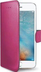 Celly Wally knižkové puzdro pre iPhone 7+/8+, ružová