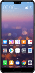 Huawei P20 čierny
