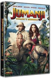 Jumanji: Vítejte v džungli - DVD film