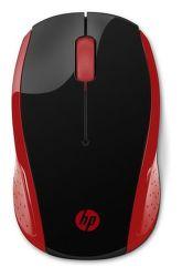 HP 200 červená