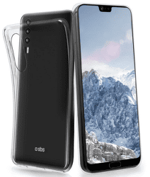SBS Skinny puzdro pre Huawei P20 Pro, transparentné