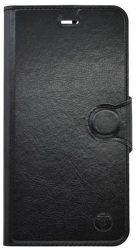 Mobilnet knižkové puzdro pre Motorola Moto X4, čierne