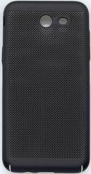 Mobilnet plastové puzdro pre Galaxy J5 2017, čierne