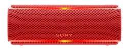 Sony SRS-XB21 červený
