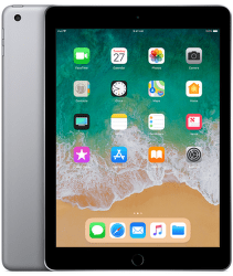 Apple iPad 2018 32GB WiFi vesmírne šedý