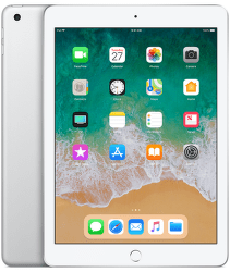Apple iPad 2018 128GB WiFi strieborný