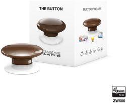 Fibaro Button hnedé tlačidlo (FGPB-101-7)