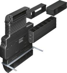 Siemens HZ381501 montážne doplnky pre recirkuláciu