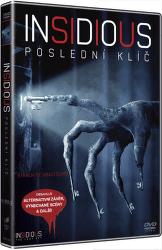 Insidious: Poslední klíč - DVD film