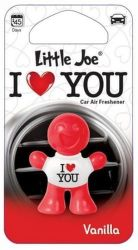 Little Joe I love You osviežovač do auta