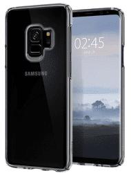 Spigen Thin Fit puzdro pre Samsung Galaxy S9, transparentné