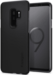 Spigen Thin Fit puzdro pre Samsung Galaxy S9+, čierne