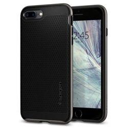 Spigen Neo Hybrid 2 puzdro pre Apple iPhone 7+/8+ čierne