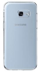 Spigen Liquid Crystal puzdro pre Samsung Galaxy A3 2017, transparentné