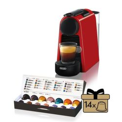 Nespresso DéLonghi Essenza Mini EN85.R Solo