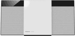 Panasonic SC-HC300EG-W biely