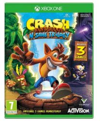 Crash Bandicoot N Sane Trilogy - Xbox One hra