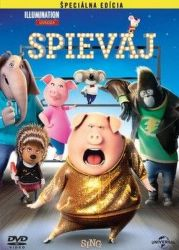 Spievaj - DVD film