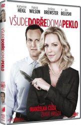 Všude dobře, doma peklo - DVD film