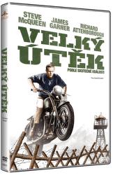 Velký útěk - DVD film