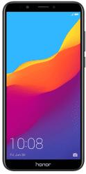 Honor 7C Dual SIM čierny