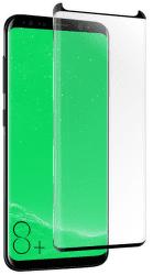 SBS 4D Case Friendly tvrdené sklo pre Samsung Galaxy S8+, čierna