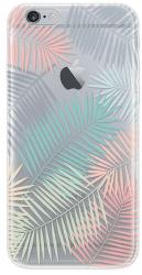 4-OK Cover 4U puzdro pre iPhone 6/6S, motív palmových listov