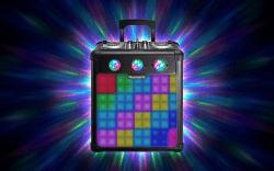 Numark Party Mix Pro DJ kontrolér s reproduktorom