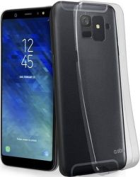 SBS Skinny Cover puzdro pre Samsung Galaxy A6 2018, transparentné
