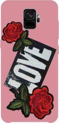 SBS Smart and Ladies Love puzdro pre Samsung Galaxy S9, ružová