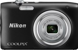 Nikon Coolpix A100 čierny