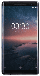 Nokia 8 Sirocco čierny