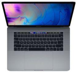 Apple MacBook Pro 15 Retina Touch Bar i7 256GB 2018 vesmírne šedý
