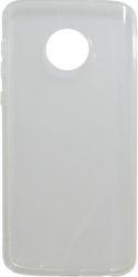 Mobilnet gumené puzdro pre Motorola Moto G6, transparentná