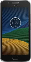 Motorola Moto G5 Single SIM sivý