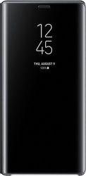 Samsung Clear View knižkové puzdro pre Samsung Galaxy Note9, čierna