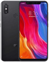 Xiaomi Mi 8 64 GB čierny
