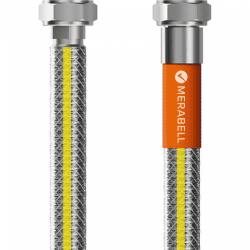 """Merabell Gas Profi G1/2"""" - G1/2"""" 75 cm plynová hadica"""