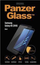 Panzerglass sklo pre Samsung Galaxy A6 2018, čierna