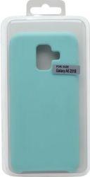 Mobilnet silikónové puzdro pre Samsung Galaxy A6, mentolové