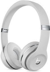 Beats Solo3 Wireless saténovo strieborné