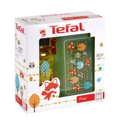 Tefal K3169414 Kids fľaša (400ml) + desiatový box