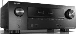 Denon AVR-X2500H čierny