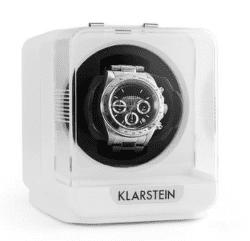 Klarstein Eichendorff biely, stojan na hodinky