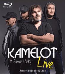 Kamelot: Live - Blu-ray film