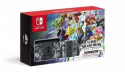 Nintendo Switch Super Smash Bros. Ultimate Edition + Super Smash Bros.